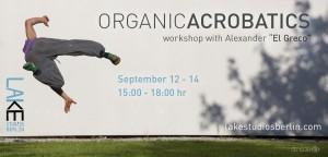 organic acrobatics
