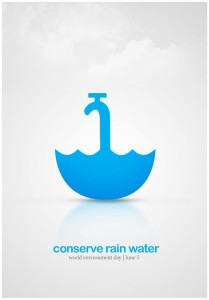 rain water conserve