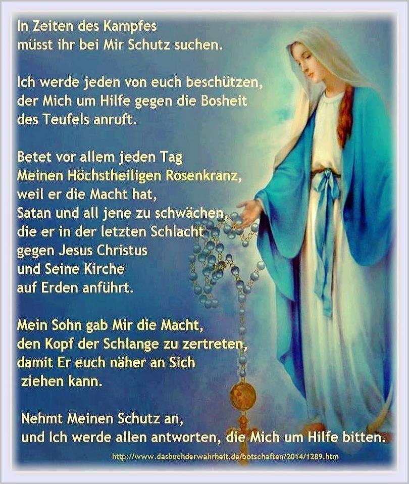 Beten zu Heiligen um Hilfe