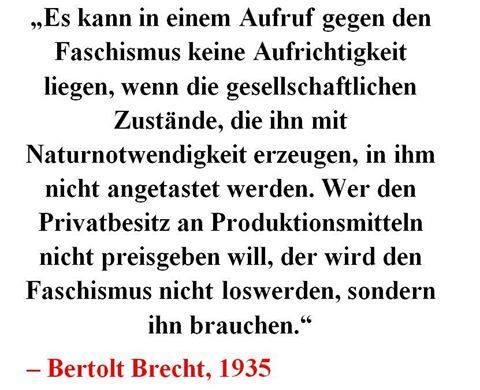 Bertolt Brecht Familia Dei